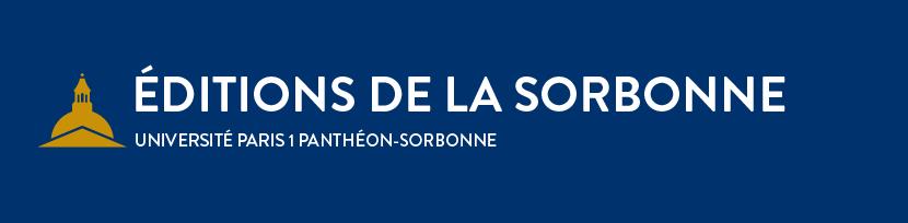 PUBLICATIONS DE LA SORBONNE